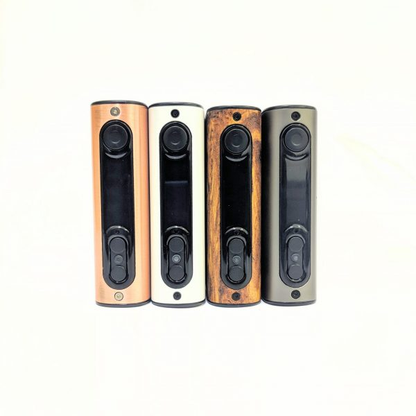 vape, battery, eleaf, ipower, mod, ipower mod, woodgrain, grey, woodgrain, bronze, white