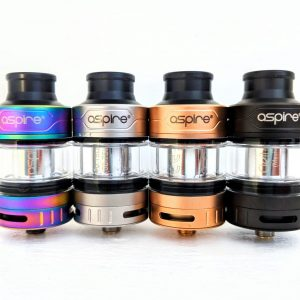 aspire cleito pro tank, various colours
