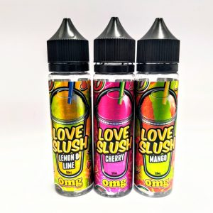 love slush 50ml shortfills, various flavours
