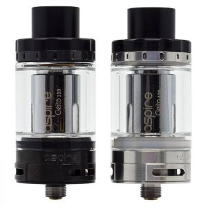 Aspire Cleito 120 Tank | Every Cloud Vape Distribution
