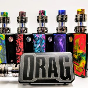 coral voopoo drag mini kit