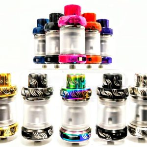 freemax mesh pro tank, various colours