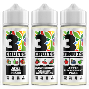 3 Fruits | Every Cloud Vape Distribution