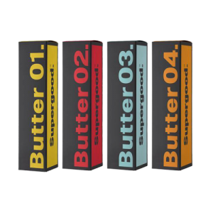 Supergood – The Butter Collection   Every Cloud Vape Distribution