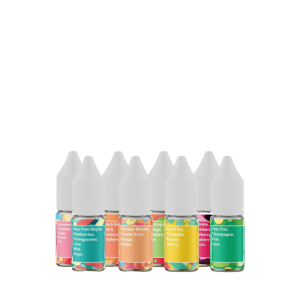 Supergood - The Cocktail Collection - Salts   Every Cloud Vape Distribution